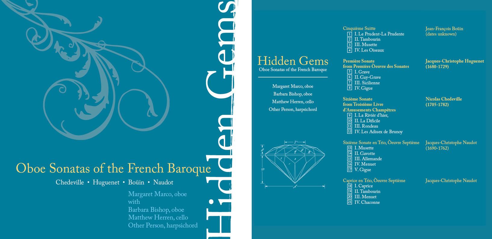 Margaret Marco - Hidden Gems album cover