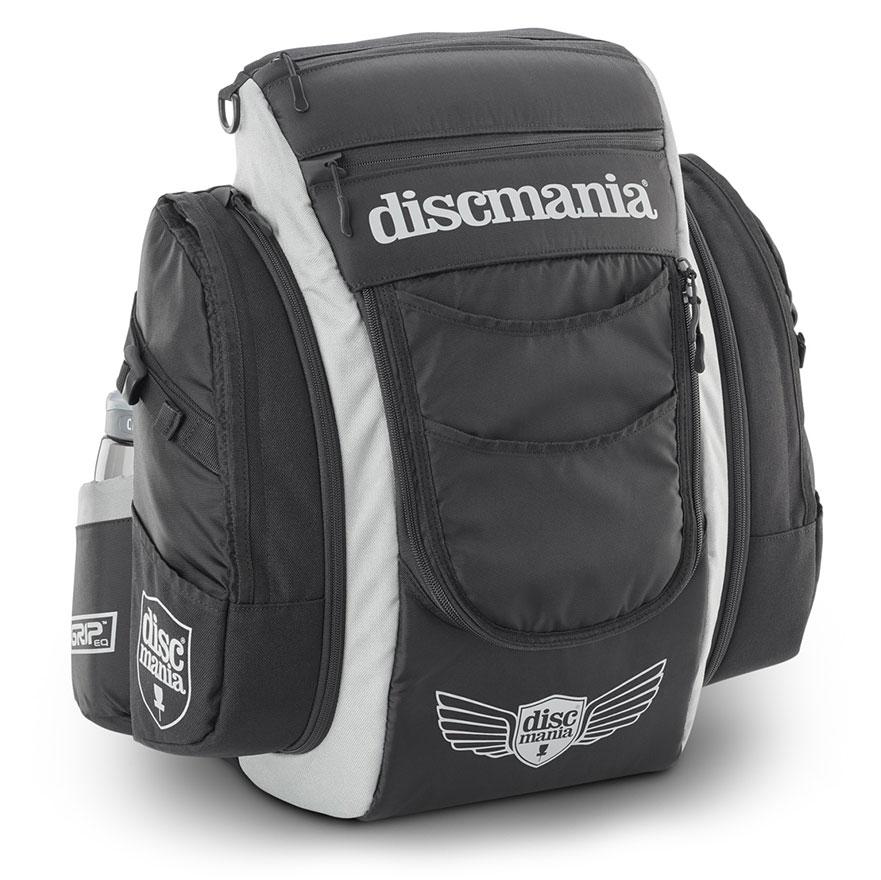 GRIPeq Discmania branded disc golf bag