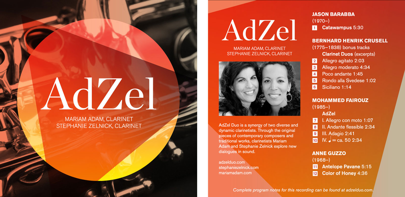 AdZel album cover