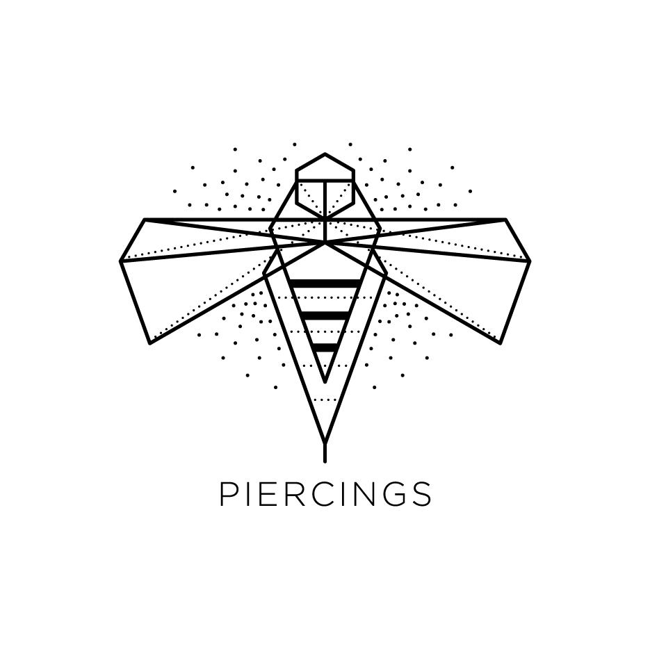 BDC piercing logo