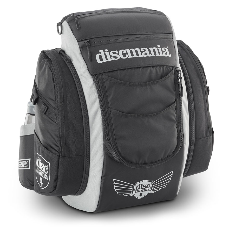 GRIPeq Discmania branded disc golf bag