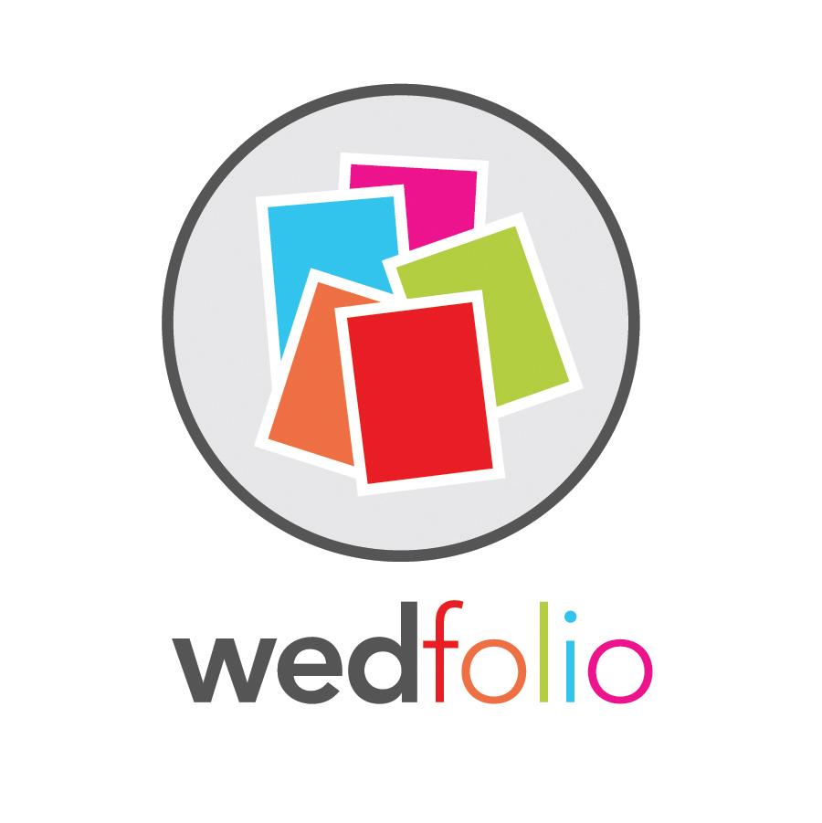 Wedfolio logo